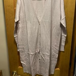 Old Navy Tops - Old Navy Long V-Neck button Down